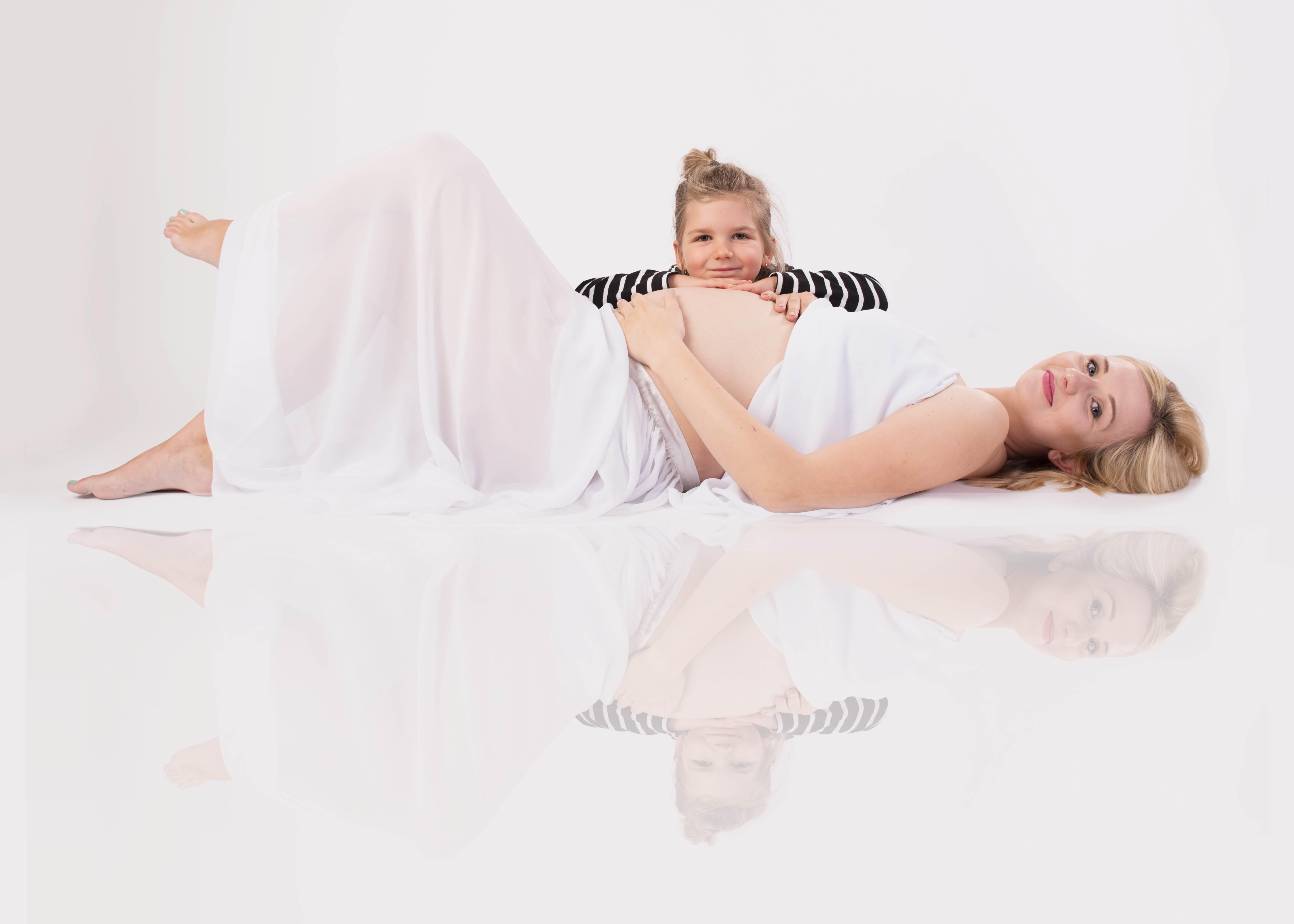 Sesja ciążowa składana Rokietnica