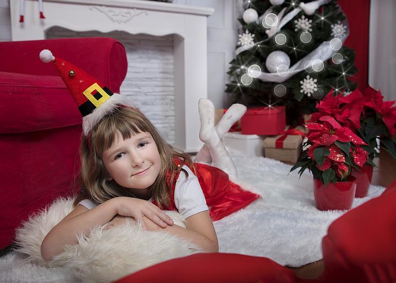 mini sesje świąteczne tarnowo podgórne
