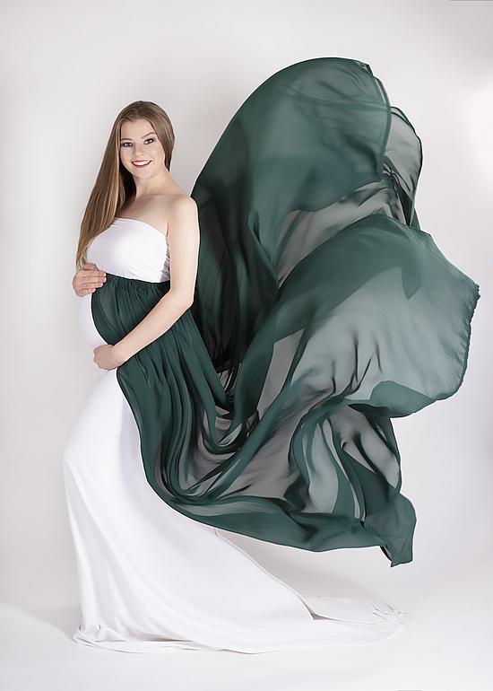 sesja ciążowa w studio rokietnica