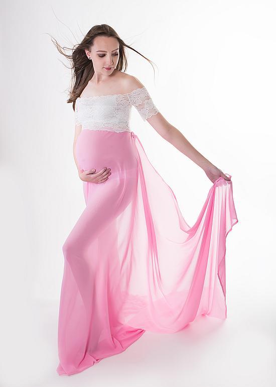 zdjecia ciążowe w studio oborniki